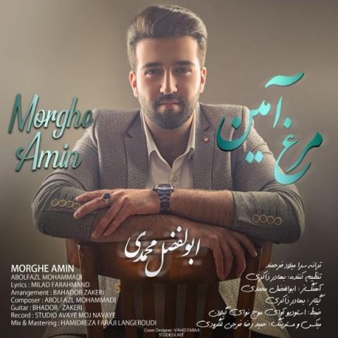 موزیک جدید ابوالفضل محمدی مرغ آمین