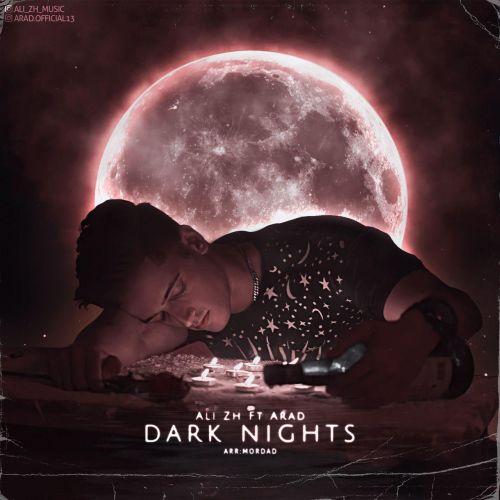 موزیک جدید علی زد اچ شبای تاریک