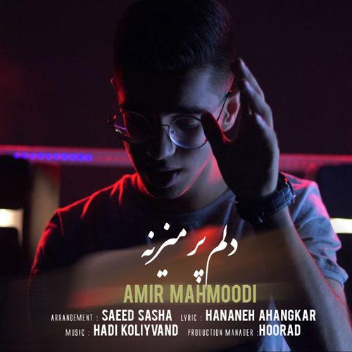 موزیک جدید امیر محمودی دلم پر میزنه