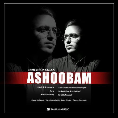 موزیک جدید محمد طحانی آشوبم